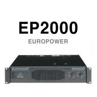 EP2000 /ATR기술이 탑재된 프로페셔널 2000W, 경량 스테레오 파워 앰프