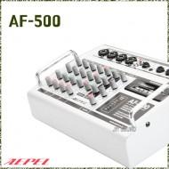 AF-500 /초소형파워믹서앰프,USB,개별디지털이펙터,EQ,500와트