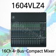 1604VLZ4/16채널 컴팩트 4-bus 믹서