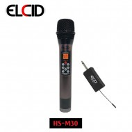 HS-M30/900Mhz/1채널/수신기충전/보륨조절/이퀄라이져조절/에코조절/올인원무선에코마이크